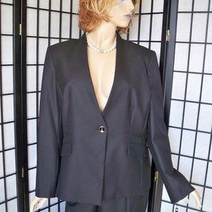 Nwt $280 TAHARI ARTHUR S. LEVINE 18 2PC Suit Pants